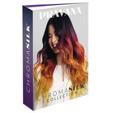 Pravana Chromasilk Chromasilk Hair Color Chart Brands
