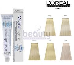 loreal professional hair color chart richesse images