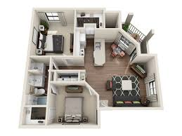 Astonishing 2 Bedroom Apartments In Phoenix Throughout 1 AZ Greenspoint At  Paradise