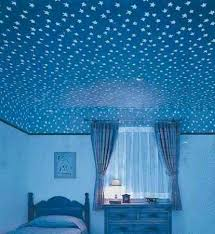 childrens bedroom lighting. Childrens Bedroom Ceiling Lights Night Sky With Stars Design  Led For Kids . Lighting U
