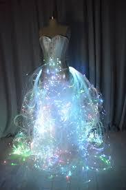 Wedding Dress With Lights New Light Up Wedding Dress Ball Gown Blue Jean Letter Cake