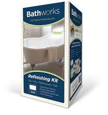Refinish Bathroom Tile Classy Bathtub Refinishing Kits By BathWorks Premium Tub Tile And