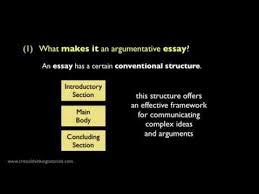 how to write a good argumentative essay introduction  how to write a good argumentative essay introduction