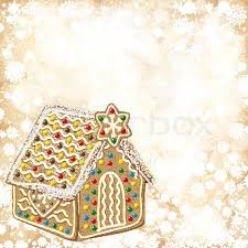 gingerbread background. Brilliant Gingerbread Christmas Background With Golden Lights And Gingerbread House  Stock  Vector Colourbox And Gingerbread Background I