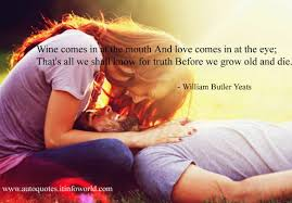 Love And Romance Quotes Simple Romantic Love Quotes Collections Of William Butler Yeats Quotes World