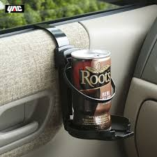 an yac car doorside hanging beverage shelf ashtray stowage car door side cup holder tea cup
