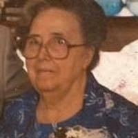 Obituary | Alice Ada WEAVER | Shadel's Colonial Chapel
