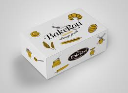Bee Design Bahrain Modern Professional Bakery Packaging Design For A Company