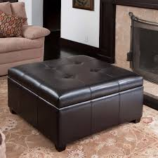 Ottoman In Living Room Ottomans Benches