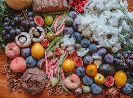 Food Ph List Balancing Acid Alkaline Foods