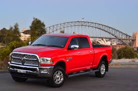 Fiat Chrysler Ram trucks with RHD now on sale in Australia and New ...