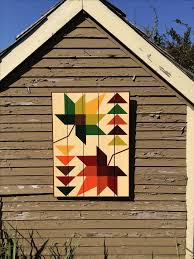 253 best Barn Quilt images on Pinterest | Crafts, Barn boards and ... & Falling Leaves Barn Quilt Adamdwight.com