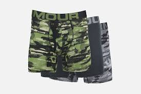 Under Armour Boxerjock Charged Army Underwear