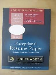 Southworth Resume Paper Beauteous Southworth Resume Paper The Best Paper And Envelopes For Your Resume