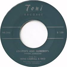 Susan Summers, And Choir - Christmas Is Coming / Lollipops And Gumdrops -  Toni - USA - 100 - 45cat