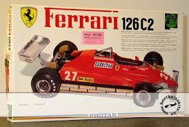 1972 porsche carrera rs 2.7 liter 6 cylinder: Protar 1 12 Ferrari 126c2 Metal Version Villeneuve Pironi Ebay