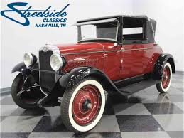1928 Chevrolet Cabriolet for Sale on ClassicCars.com - 1 Available