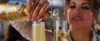 Champagne In Movie 1995 Showgirls Cristal