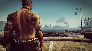 Fallout 4 где сделать татуировки