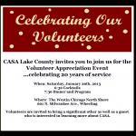 Volunteer Luncheon Invitation Volunteer Appreciation Luncheon