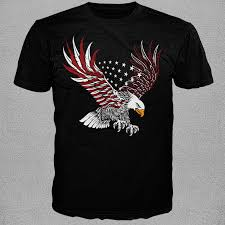 bald eagle template bald eagle t shirt template tshirt factory