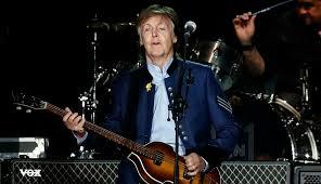 Paul Mccartney Seating Chart Paul Mccartney Releases New Album Egypt Station