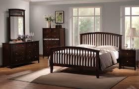 Queen Size Bedroom Suite Tia Colletion Cappuccino Queen Size Bedroom Set Orange County