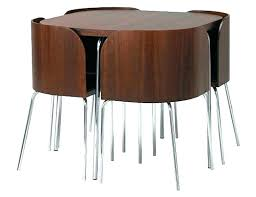small round folding table round fold up table impressive collapsible table and chairs photo of small