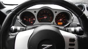 2004 nissan 350z interior. 2004 nissan 350z pikes peak white pearl stock 164959 interior youtube 350z 0