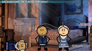 a rose for emily characters symbolism video lesson a rose for emily characters symbolism video lesson transcript com