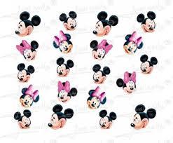 Vodolepky Mickey Mouse 116