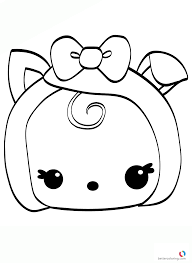 Num Noms Coloring Sheets Becca Bacon Free Printable Coloring Pages