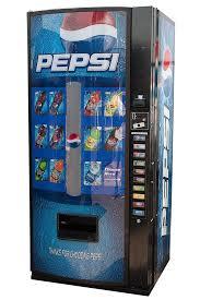 Pepsi Vending Machine Refund Stunning Royal 48 Selection Vending Machine W Pepsi Graphic RVCDE4848 EBay