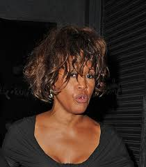 Whitney Houston Hairstyles Pics From Whitney Houstons Final Days Pics Whitney Houstons 1