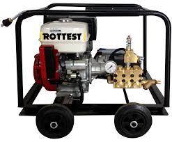 Rottest ST 200 BS Yüksek Basınçlı 200 Bar Yıkama Makinesi