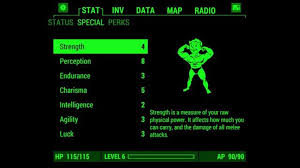 Fallout 4 Level Up Chart Start Building Your Fallout 4 Character Early With This
