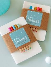 Create a fun party favor they'll actually want to take home. Use a