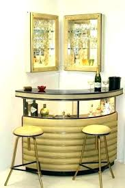 corner bars furniture. Corner Bar Cabinet Mini Living Room Furniture Design Perfect Bars U