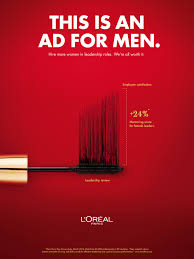 Loreal Print Advert By Mccann This Is An Ad For Men