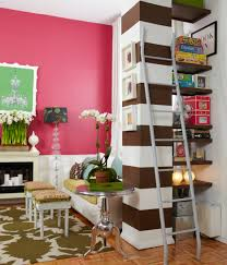 living room living in a nutshell page  moving up the ladder middot cropped ladder