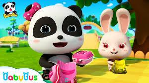 <b>Baby</b> Panda's <b>Spring</b> Picnic | Sharing Song for <b>Kids</b> | BabyBus Toys ...