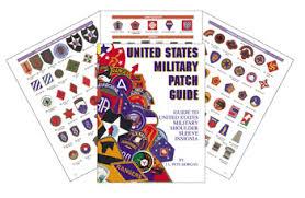 Cib Media U S Military Patch Guide Book