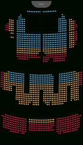 Palace Theatre Seating Chart Best Seats Pro Tips And
