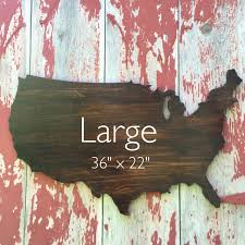 wooden usa map simple decoration usa wooden wall decor wooden map wall art 36 stained