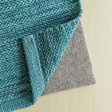 100 felt rug pad safe for all floors extra thick add cushion comfort and protection