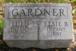 Lulu Gardner (1910-1910) - Find A Grave Memorial