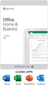 Microsoft Office Home and Business 2019 ...