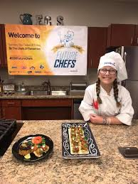 Navy Cook Inspired By Grandpa A Navy Cook Omaha Girl Is National