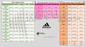 Adidas Hockey Jersey Size Chart Www Bedowntowndaytona Com