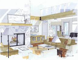 interior design hand drawings. Results Interior Design Hand Drawings I